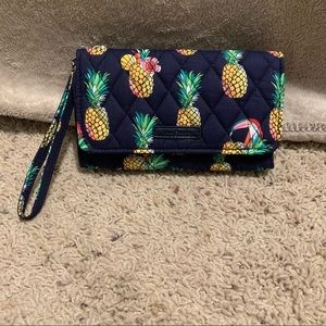 RFID Smartphone Wristlet - Toucan Party